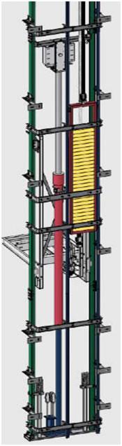 Brognoli ascensori for Piani di cabina di base di base