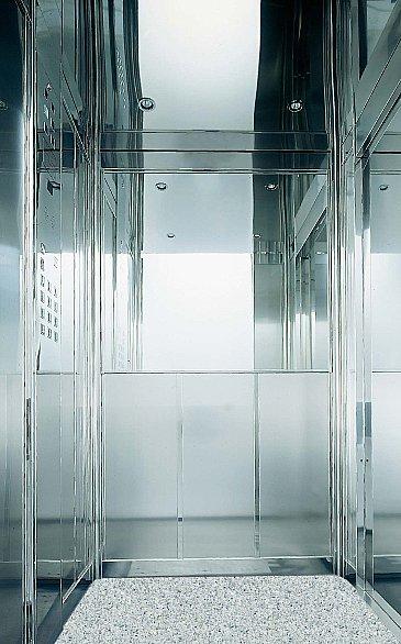 Brognoli ascensori for Cabine di roccia bianca